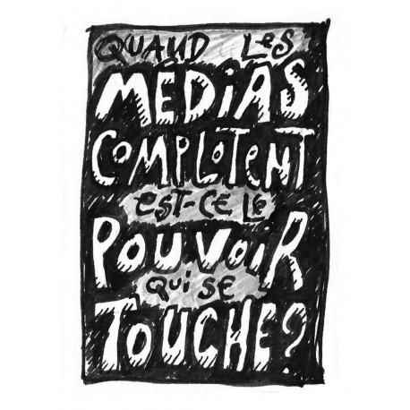 Quand les médias complotent, est-ce le pouvoir qui se touche ?