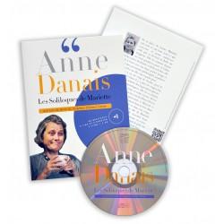 Anne Danais - Les Soliloques de Mariette