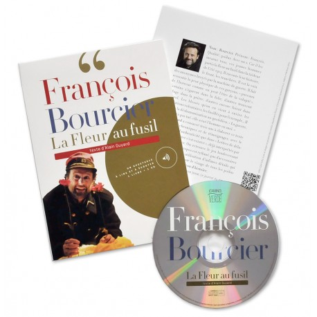 François Bourcier - La Fleur au fusil