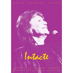 Intacte - Partition