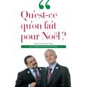 LIVRE Vincent Roca et Jacques Dau - Qu'est-ce qu'on fait pour Noël ?