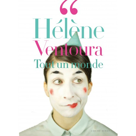 LIVRE Hélène Ventoura - Tout un monde