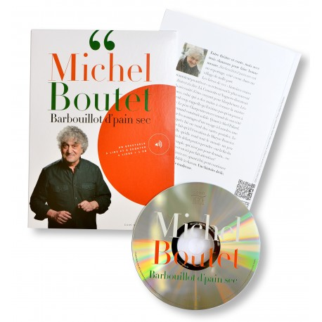 Michel Boutet – Barbouillot d'pain sec