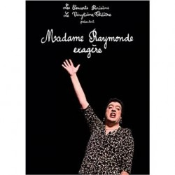 DVD Madame Raymonde exagère