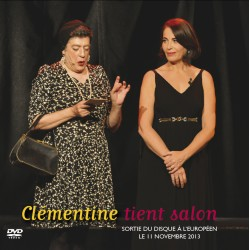 DVD « Clémentine tient salon »