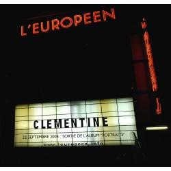 DVD « Portraits » (Clémentine)