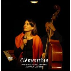 DVD « Chasse à l'homme » (Clémentine)